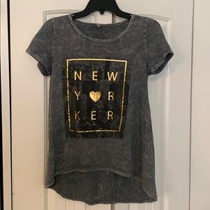 NYC New York graphic Tee